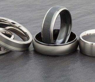 Men Wedding Bands or Rings