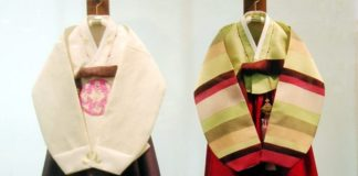 Quality Mens Hanbok