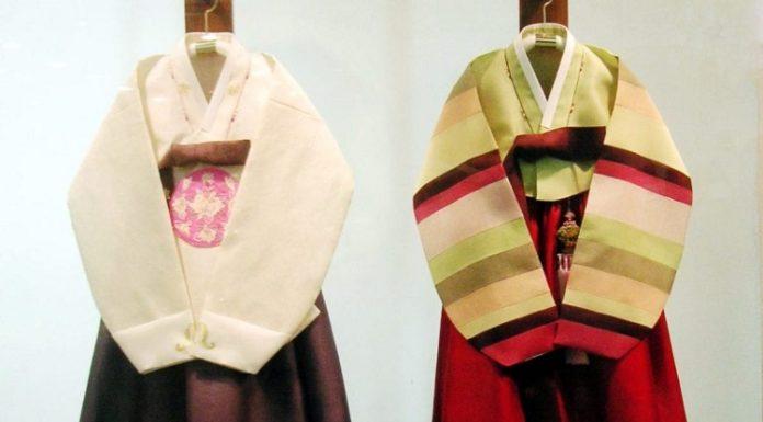 Quality Mens Hanbok