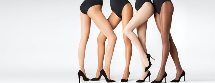 skin coloured tights